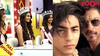 Femina Miss India 2019 winners' exclusive interview | SRK and his son Aryan to voice The Lion King