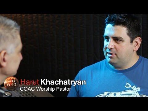 Ruben Kassabian || Acts610 || Entrevista