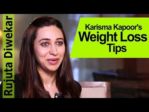 Karisma Kapoor's Tips for Weight Loss - Rujuta Diwekar - Indian Food Wisdom