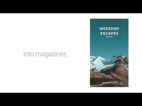 Flip Into Magazines