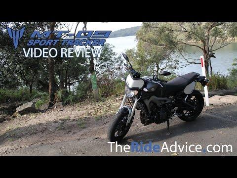 2015 Yamaha MT-09 Sport Tracker Review