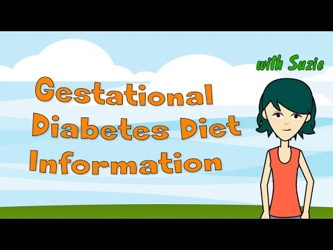Gestational Diabetes Diet Information