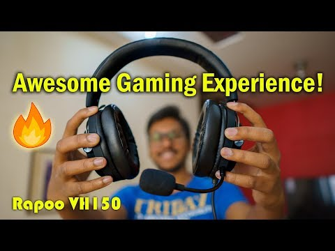 Budget Gaming Headset with Detachable Mic | Rapoo VH150 Review