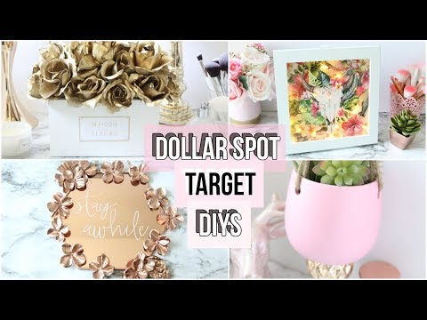 TARGET DOLLAR SPOT DIYS