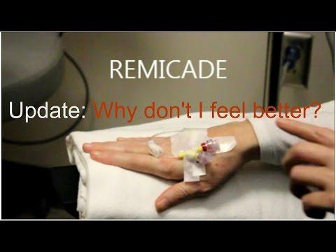 Rheumatoid Arthritis Treatment: Two Years of Remicade. Why don't I feel better?