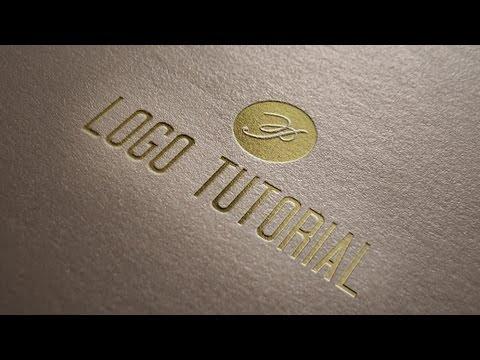 How To Design A Logo In Adobe Illustrator CS6 / CC 2014