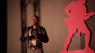 The starting point for change | Askwar Hilonga | TEDxIlala