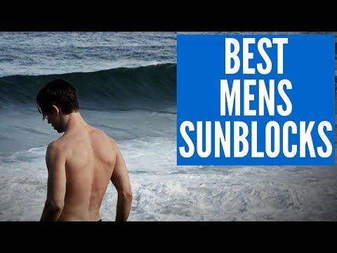 Best Mens Sunscreens/Sunblocks