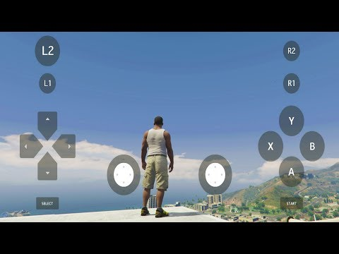 Playing GTA 5 Mobile on iPhone! How To Download