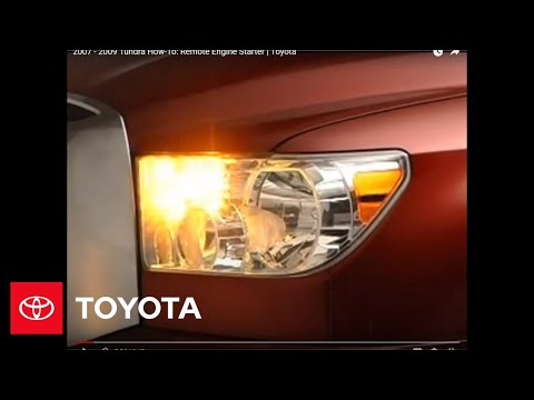 Toyota Plug And Play Remote Start Install Toyota Remote Engine