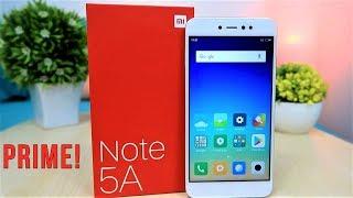Unboxing Xiaomi Redmi Note 5A PRIME - Indonesia