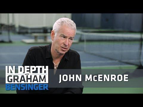 John McEnroe on Madonna and Sean Penn marriage