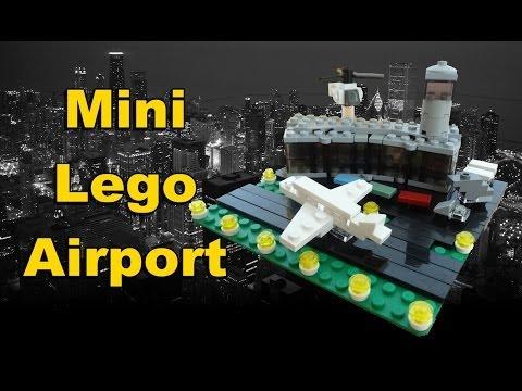 Mini Lego Airport