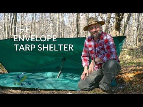 The Envelope Tarp Shelter