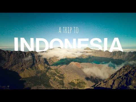 A Trip To Indonesia (GoPro Hero3)