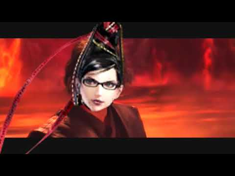 It's over Bayonetta! I have the high ground!