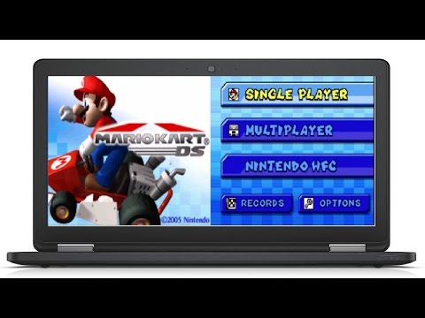 How to play Nintendo DS games on your PC
