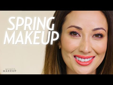 Spring 2018 Makeup Looks: Glass Skin, Peach Makeup, and More! | Beauty with Susan Yara