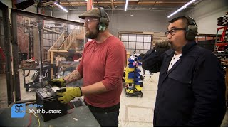 This Dynamic Duo Will Bust You Up.  Meet The New MythBusters!