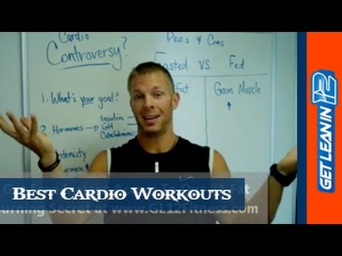 Best Cardio Workout To Burn Fat (No Hype, All Science)