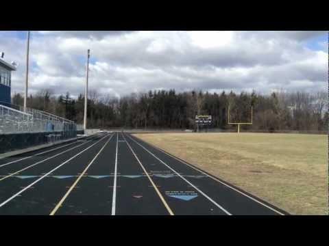5:30  1-Mile Run
