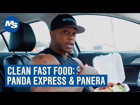 Clean Fast Food: Panda Express & Panera Bread w/ Brandon Hendrickson
