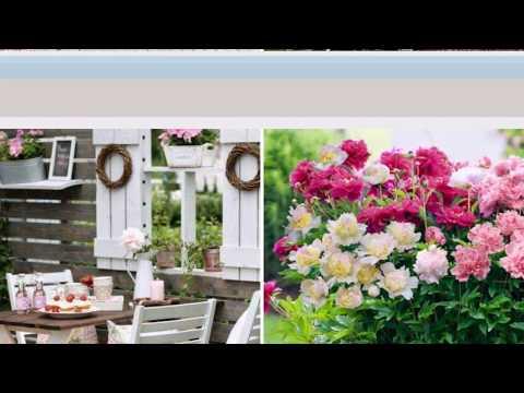 ❤DIY Shabby chic style Vintage Outdoor Garden decor Ideas❤ | Home & Garden decor | Flamingo Mango