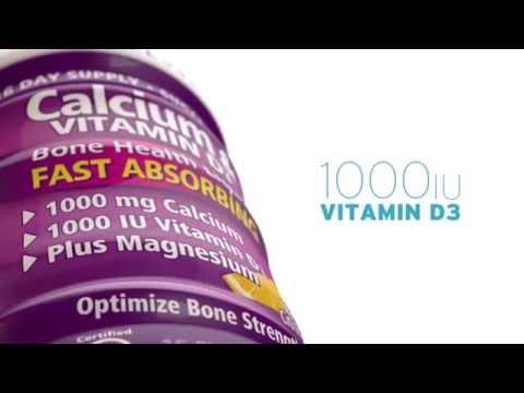 Wellesse Calcium and Vitamin D3 Liquid Supplement