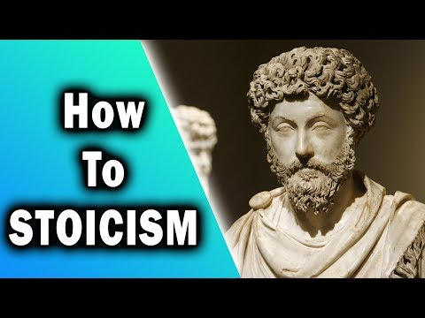 How to Practice Stoicism - 3 Stoic Exercises
