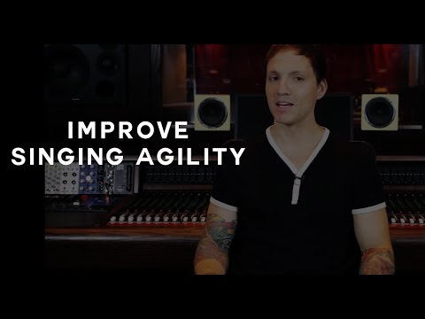 How To Improve Your Singing Agility