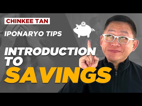 INTRODUCTION TO SAVINGS