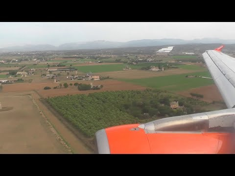[INFLIGHT] easyJet A319 G-EZDO Liverpool - Palma (Full Flight)