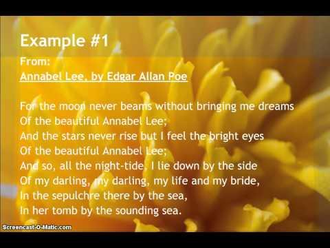 Examples of Refrain in Poetry