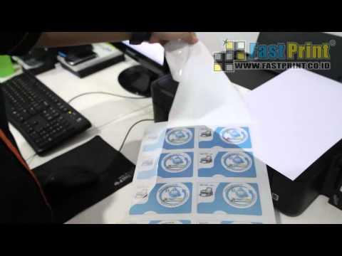 PVC ID CARD Tutorial