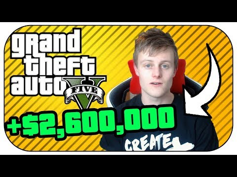 How I Made $2,600,000 from 1 HANGAR SALE in GTA Online! (10 Easy Steps!)