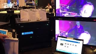 E4 AV Tour: ATEN Highlights VM3200 Modular Matrix Switch