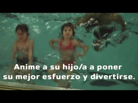 McGaw Swim Class Video SPANISH