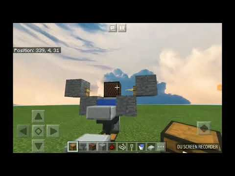How to make AFK fish farm in mcpe easy and efficient