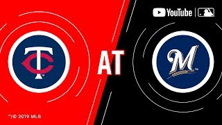 Download Twins at Brewers | MLB Game of the Week Live on Video