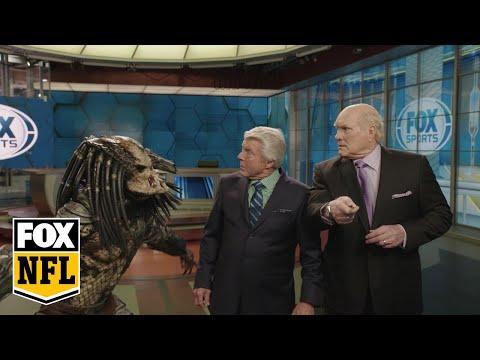 Xxx Mp4 Jimmy Johnson And Terry Bradshaw Encounter The Predator FOX 45 3gp Sex