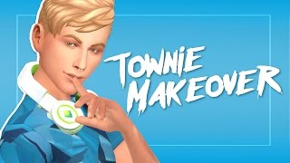 🔥 TOWNIE MAKEOVER | Caliente Household (The Sims 4) 🔥