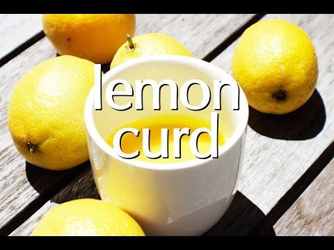 Dinner Party Tonight Shorts: Lemon Curd