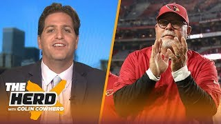 NFL Insider Peter Schrager talks Bruce Arians to the Bucs rumors & coaching changes | NFL | THE HERD