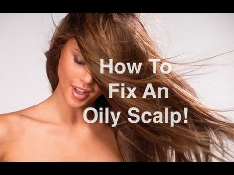 How To Fix An Oily Scalp! (Without Dry Shampoo!) | Cassandra Bankson