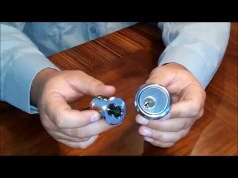 Rim vs Mortise Cylinder Lock