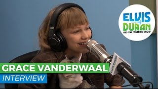 Grace VanderWaal on Her Song Writing Process, Her Pup Frankie and Trusting Fate   Elvis Duran Show
