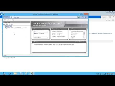 Admin SharePoint Server 2013 Tutorial | Configuring Alternate Access Mappings Vs. Host-Named Sites