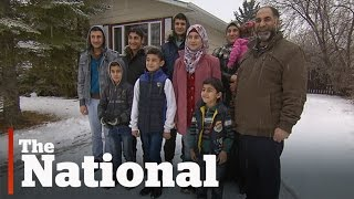 Struggling to Adapt: One Syrian Refugee Family
