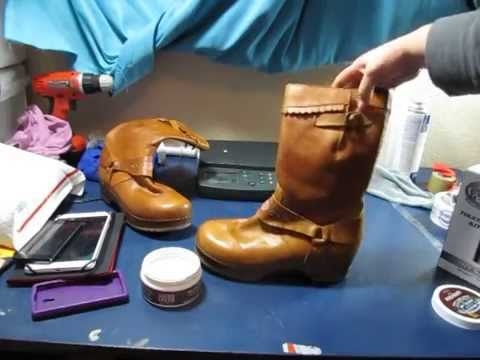 Shoes Restoring Product that will revolutionize your used shoe eBay business