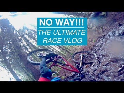 NO WAY!!! The ultimate race vlog